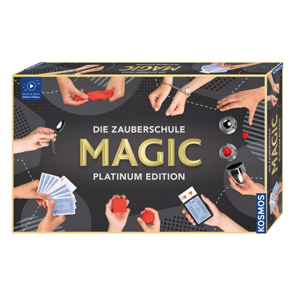 Die Zauberschule - Magic Platinum Edition