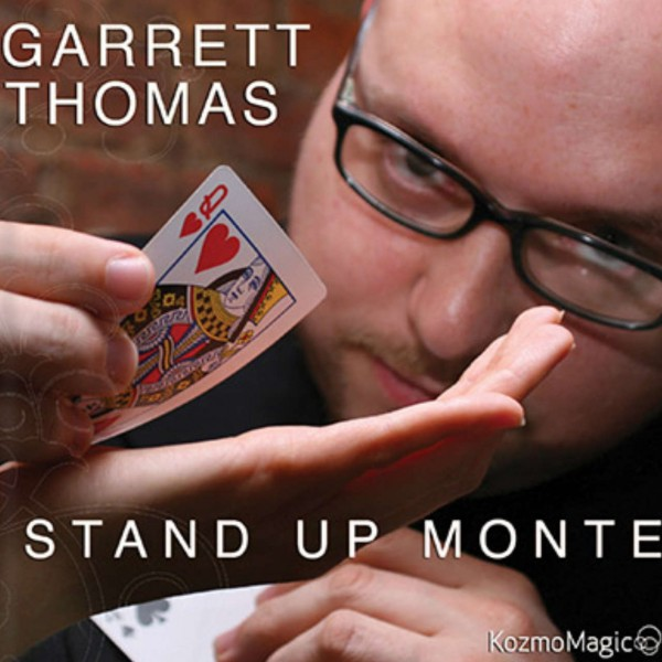 Stand up Monte by Garret Thomas + DVD