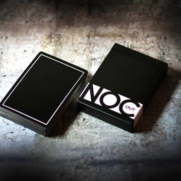 NOC Out Deck Schwarz