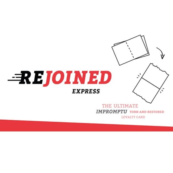 Rejoined Express by Joao Miranda and Julio Montoro
