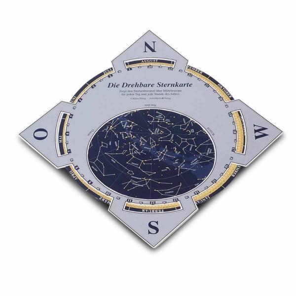 Die Drehbare Sternkarte - Bastelsatz