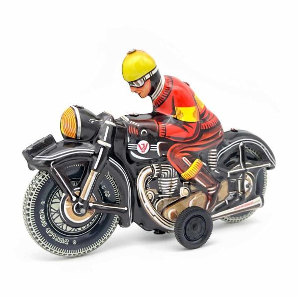 Motorradfahrer - made in Germany