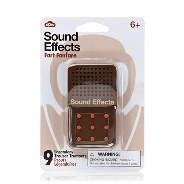 Sound Machine Fart Fanfare