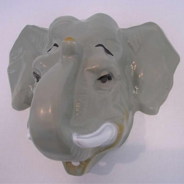 Elefanten Maske