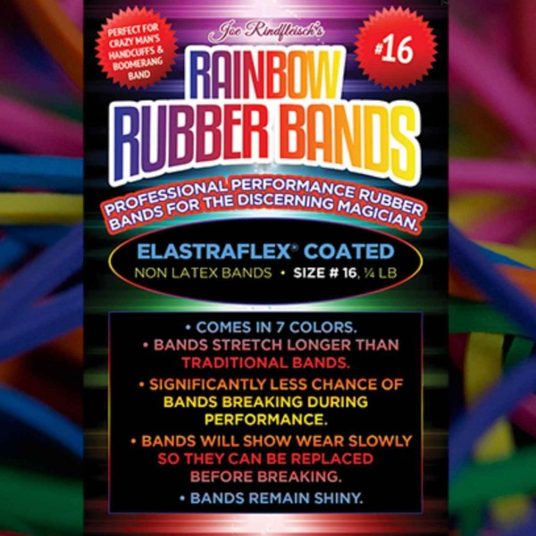 Rainbow Rubber Bands Gummibänder