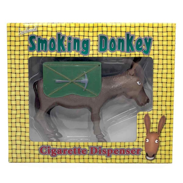 Smoking Donkey