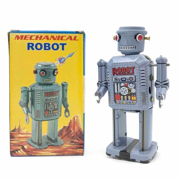 Mechanical Robot klein