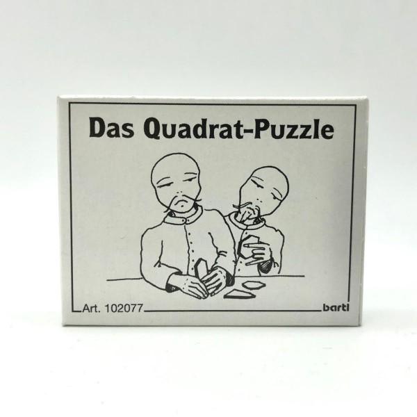 Minirätsel Das Quadrat
