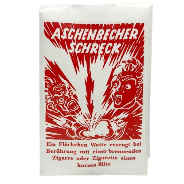 Aschenbecher Schreck