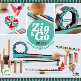 Zig & Go 28 Teile