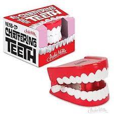Klappergebiss Chattering Teeth