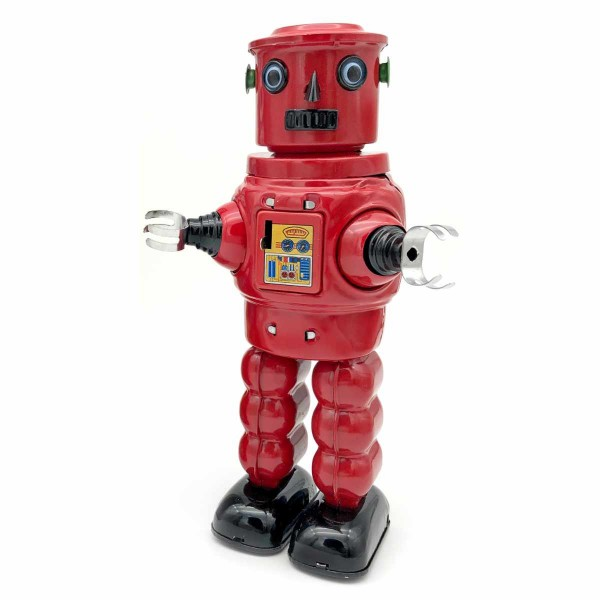 Roby Robot - rot