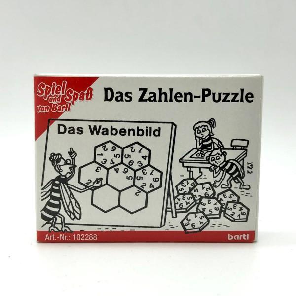 Minirätsel Das Zahlen-Puzzle