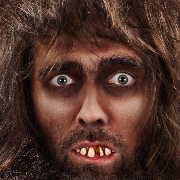 Dr. Dent`s Urmensch Zähne