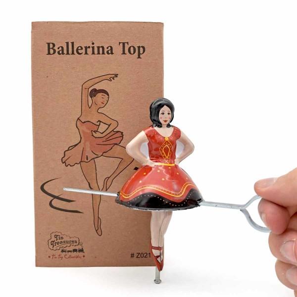 Ballerina Kreisel