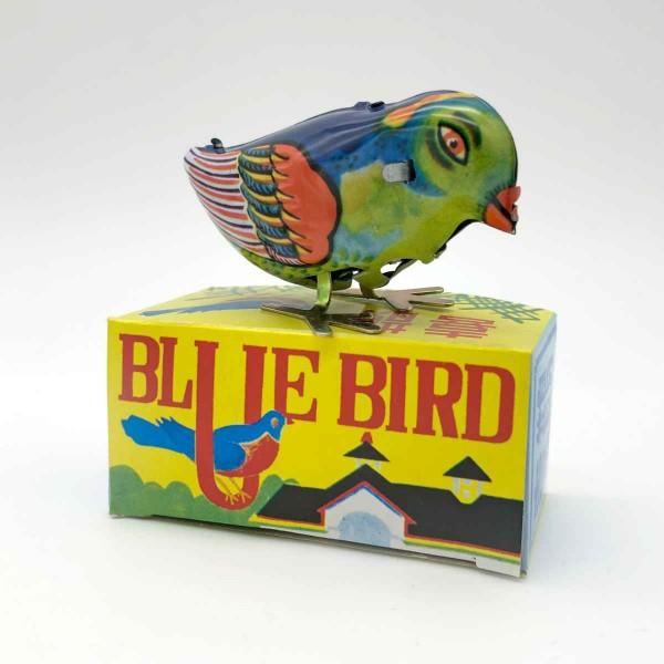 Pick Vogel aus Blech