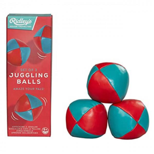 Jonglierbälle Set, 3 Stück