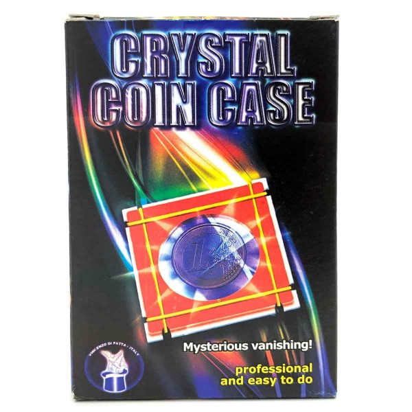 Crystal Coin Safe