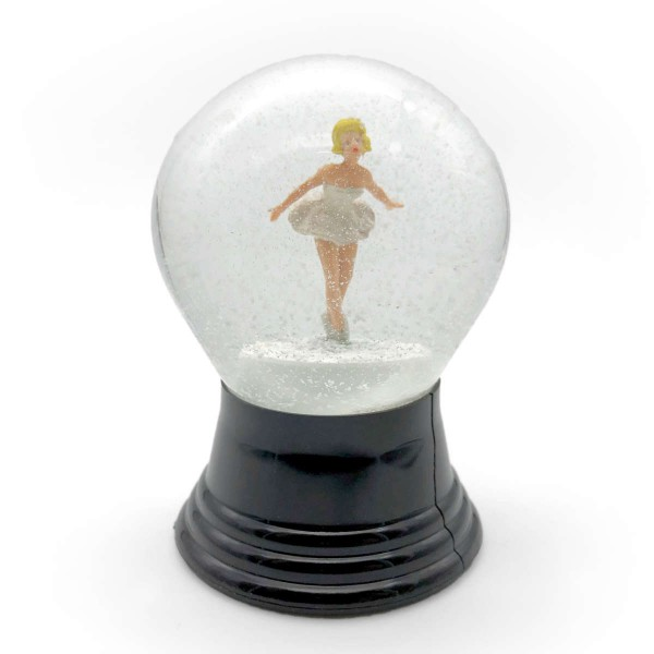 Schneekugel Ballerina