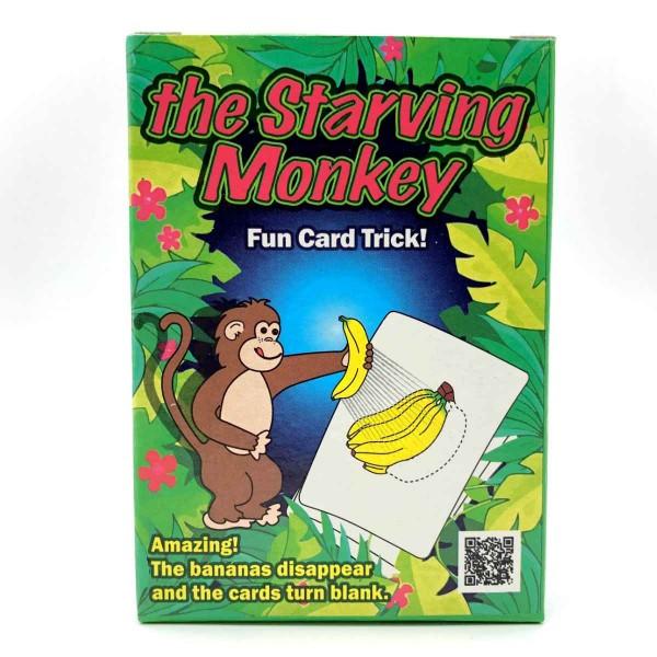 Starving Monkey