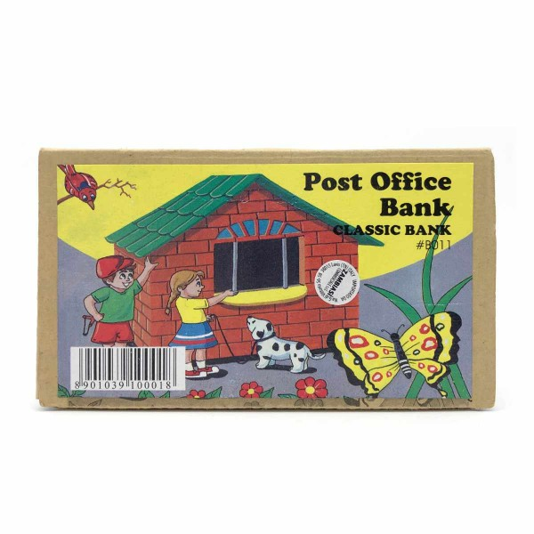 Spardose Post Office