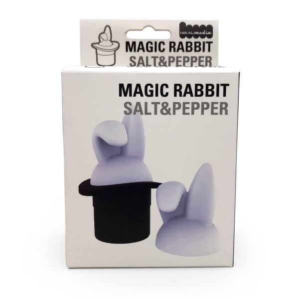 Magic Rabbit Salt & Pepper