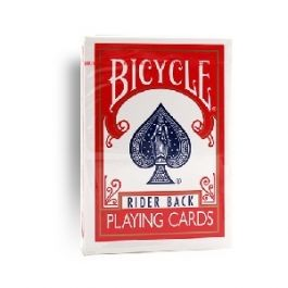 Bicycle Standard Deck Rider Back