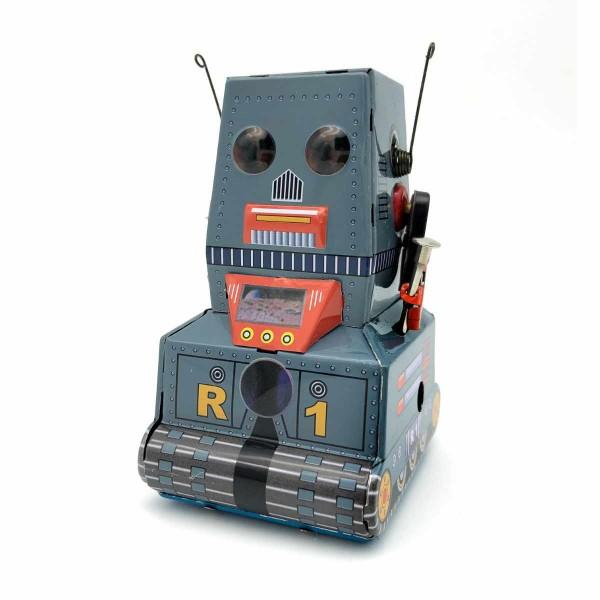 R1 - Roboter auf Raupen