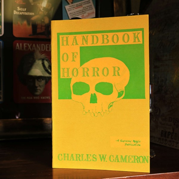 Handbook of Horro by Charles W. Cameron