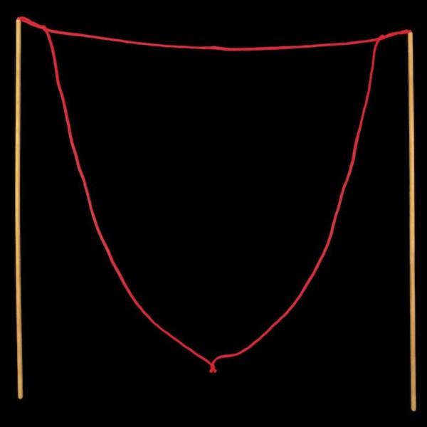 Triangelstab für Riesenseifenblasen 75cm