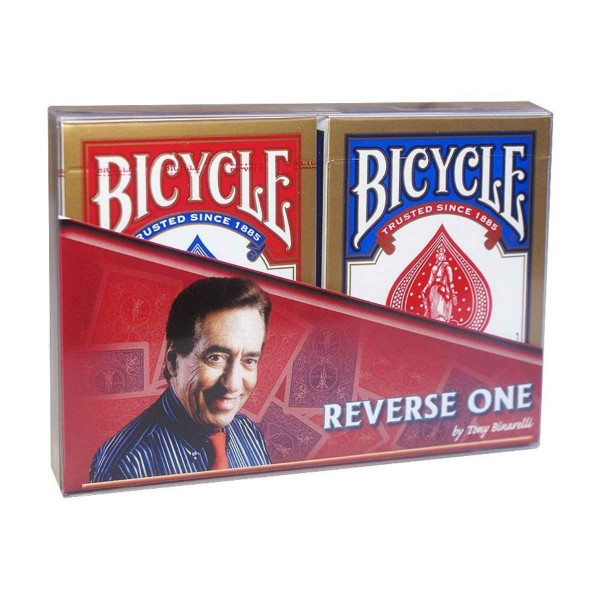Reverse One Bicycle
