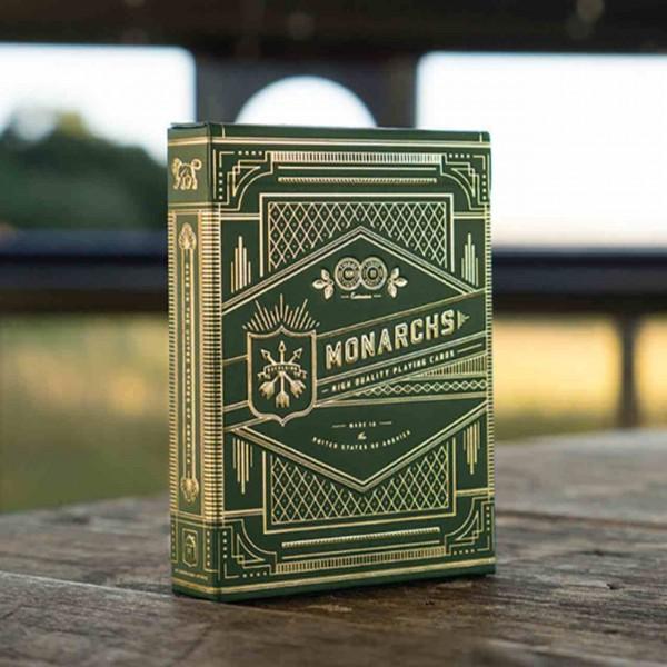 Monarchs Grün
