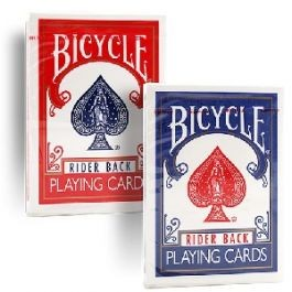 Bicycle Standard Deck Raider Back