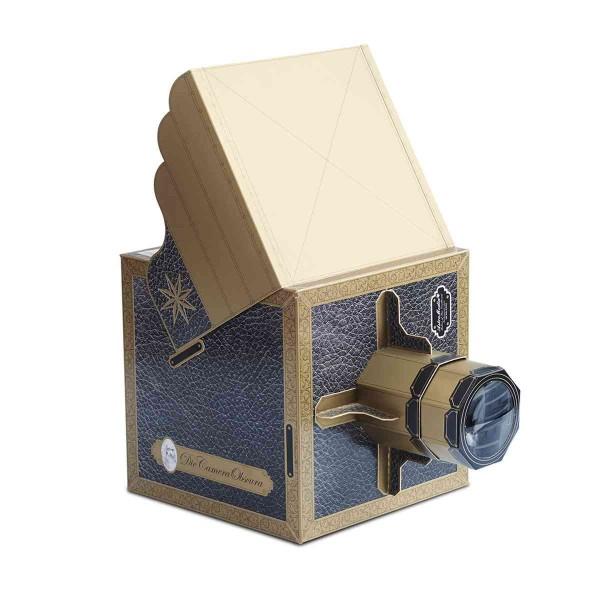 Die Camera Obscura - Kartonbausatz