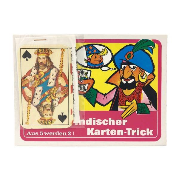 Indischer Kartentrick