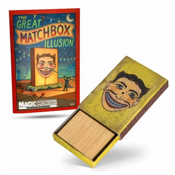 The great Matchbox Illusion