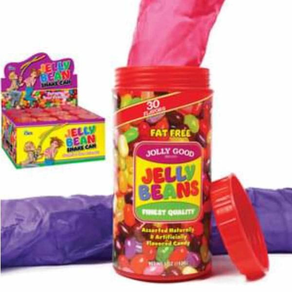 Jelly Beans Dose mit 2 Schlangen