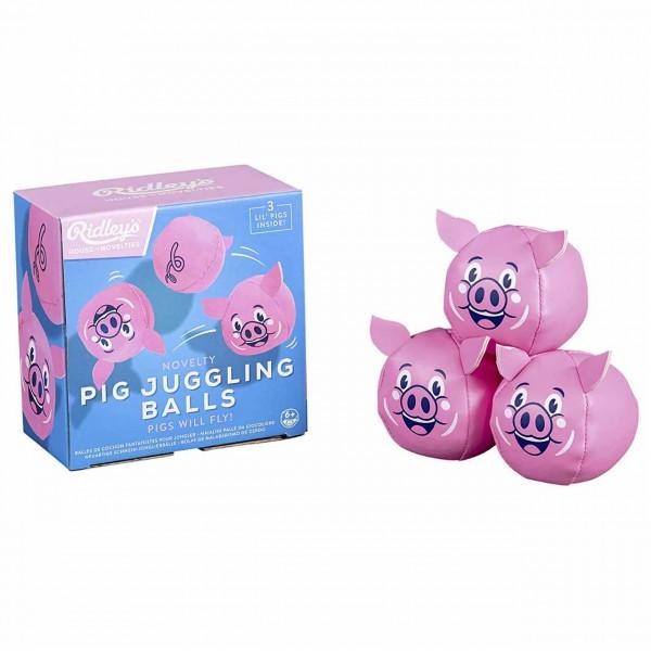 Pig Juggling Ball Set