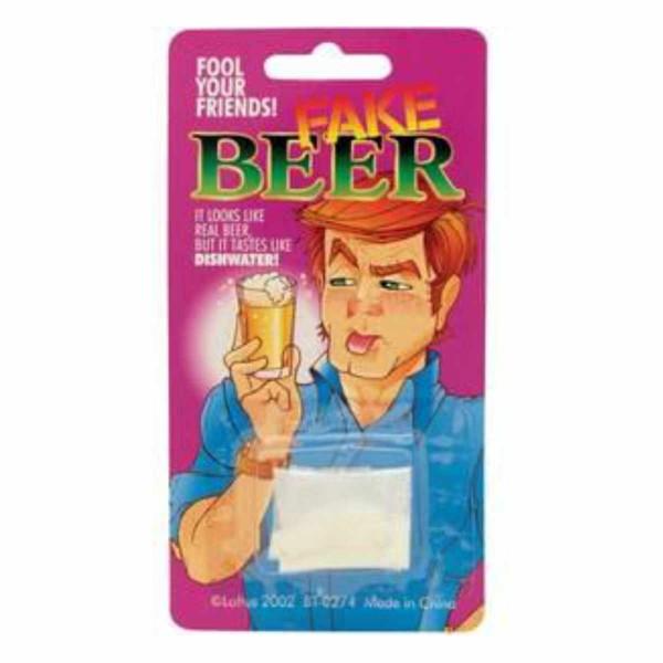 Bierpulver - Fake Beer
