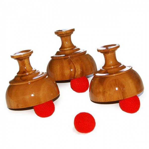 Cups and Balls - Indian Style