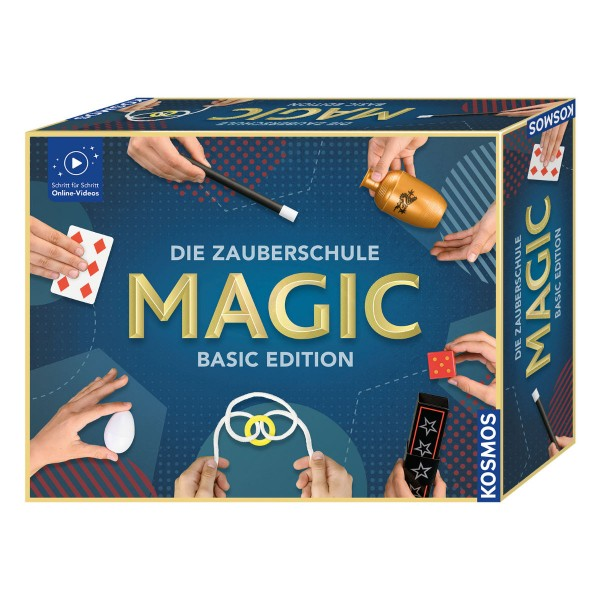 Die Zauberschule - Magic Basic Edition
