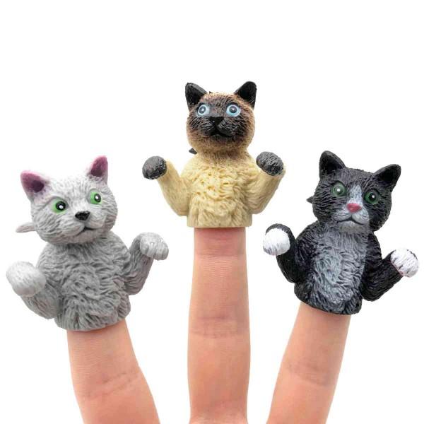 Finger Katze