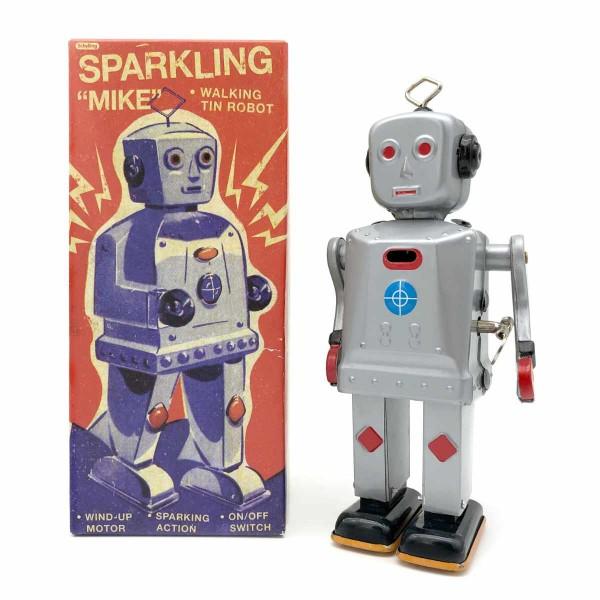 Roboter Sparkling Mike
