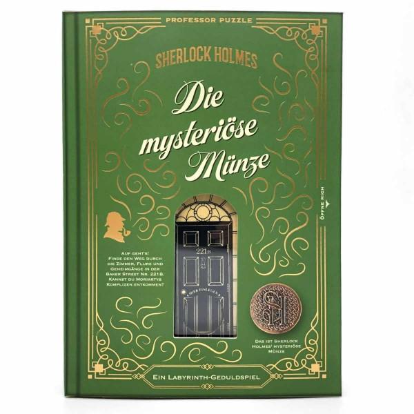 Sherlock Holmes - Die Mysteriöse Münze