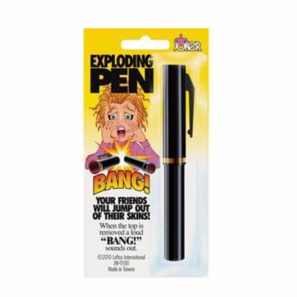 Knall Stift - Exploding Pen