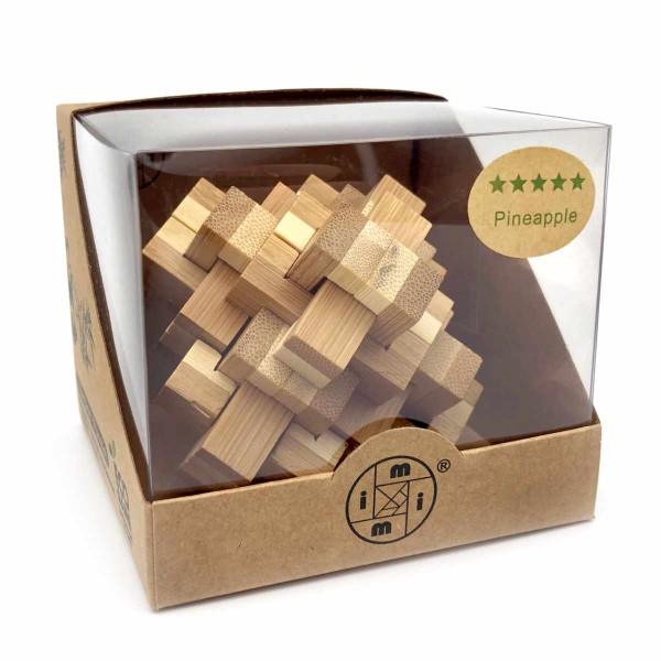 Bambus Puzzle Pineapple