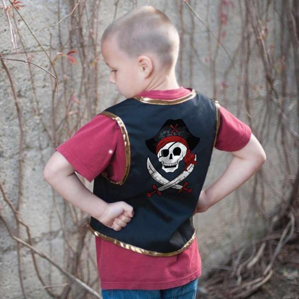 Piratenweste 4-7 Jahre