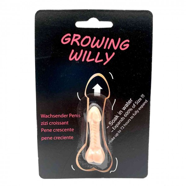 Growing Willy