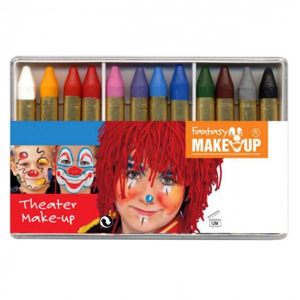 Schminkstifte 12 Farben