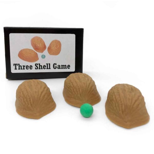 Three Shell Game